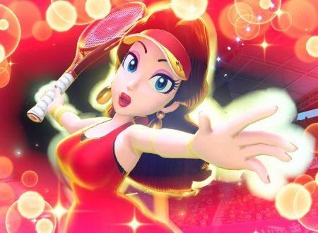 Mario Tennis Aces: pubblicato un nuovo trailer giapponese dedicato a Pauline