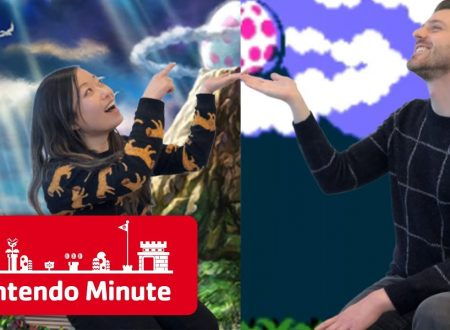 Nintendo Minute: The Legend of Zelda: Link's Awakening, Nintendo Switch vs. Game Boy, con Kit e Krysta