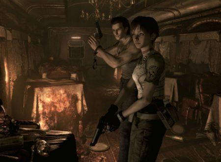 Nintendo Switch: svelati i filesize di Resident Evil, Resident Evil 0, Resident Evil 4 ed altri