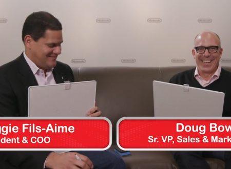 Nintendo annuncia il ritiro di Reggie Fils-Aime, Doug Bowser prenderà suo posto come presidente