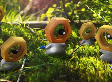 Pokèmon GO: Meltan Cromatico sarà disponibile per un periodo di tempo limitato
