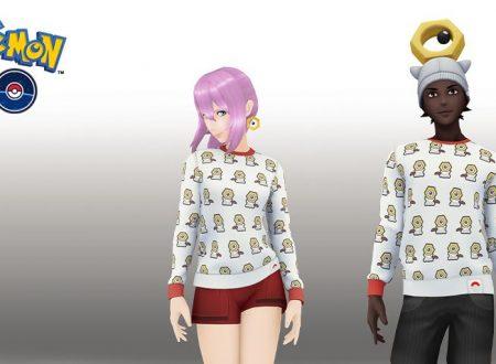 Pokèmon GO: ora disponibili dei nuovi outfit dedicati a Meltan, per l'arrivo della versione Shiny
