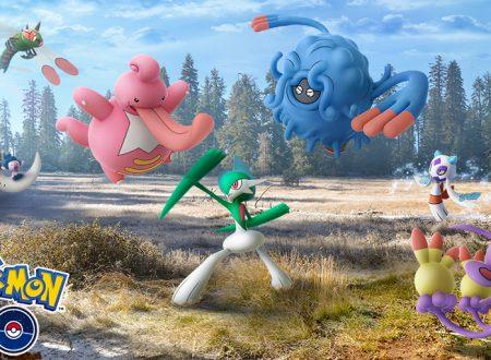 Pokèmon GO: presto in arrivo le evoluzioni scoperte nella regione di Sinnoh