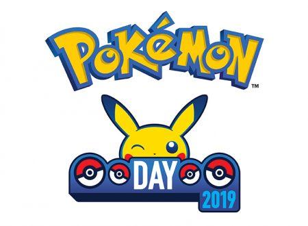 Pokemon GO: il titolo mobile festeggia con un nuovo evento l'arrivo del Pokémon Day!