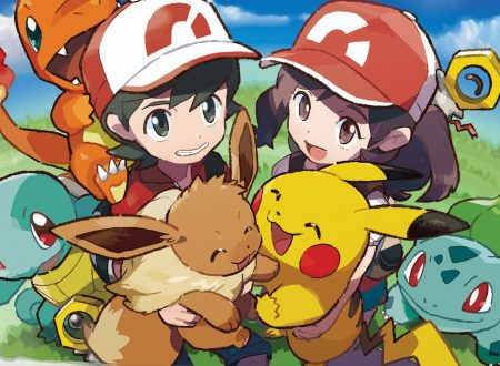 Pokemon Let's GO Pikachu e Eevee: una demo è ora scaricabile dai Nintendo Switch europei