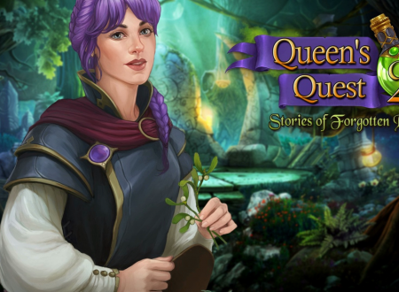 Queen's Quest 2: Stories of Forgotten Past, il titolo è in arrivo il 1 marzo sull'eShop di Nintendo Switch