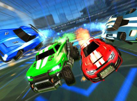 Rocket League: il titolo aggiornato alla versione 1.1.6 sui Nintendo Switch europei