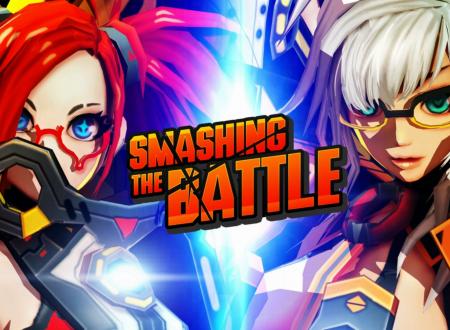 SMASHING THE BATTLE: il titolo è in arrivo il 21 febbraio sui Nintendo Switch giapponesi