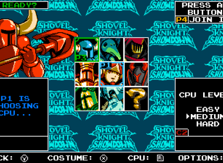 Shovel Knight: King of Cards, Shovel Knight Showdown e gli amiibo rinviati per l'ultima volta