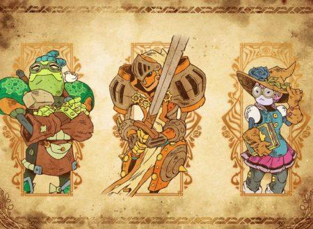 SteamWorld Quest: il nuovo episodio di The Engine Room ci mostra un video gameplay del titolo