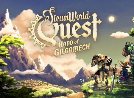 SteamWorld Quest: pubblicato un video off-screen dedicato al titolo