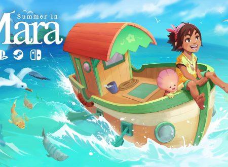 Summer in Mara: aperta la pagina Kickstarter del titolo, in arrivo su Nintendo Switch