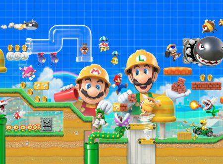 Super Mario Maker 2: la creazione della parte iniziale del livello sarà differente rispetto al titolo su Wii U