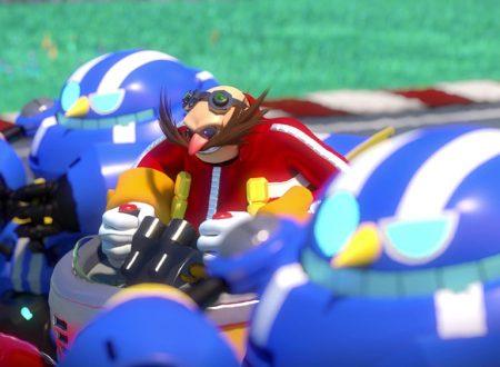 Team Sonic Racing: pubblicati dei nuovi screenshots che mostrano il tracciato Doctor's Mine