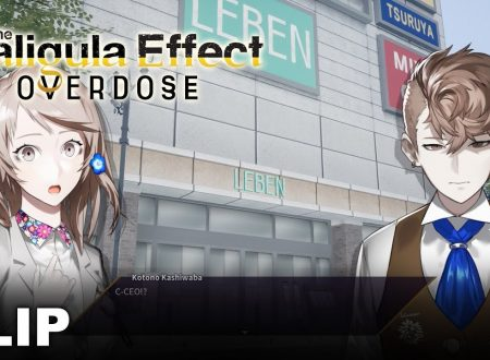 The Caligula Effect: Overdose, pubblicata la nuova clip, C-CEO?!