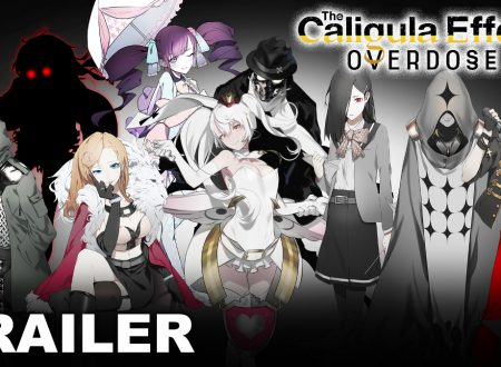 The Caligula Effect: Overdose, pubblicato il trailer, The Ostinato Musicians