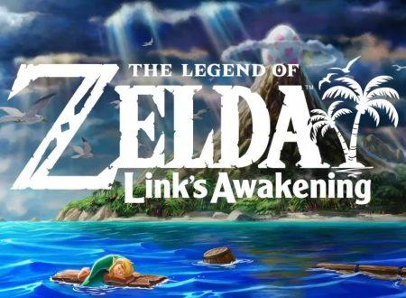 The Legend of Zelda: Link's Awakening, degli screenshots mettono a confronto la versione originale con quella nuova