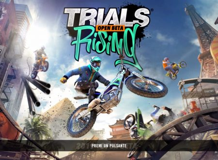 Trials Rising: uno sguardo in video all'open beta dai Nintendo Switch europei