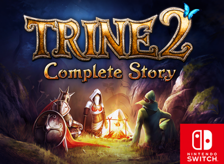 Trine 2: Complete Story, pubblicato il trailer di lancio del titolo su Nintendo Switch