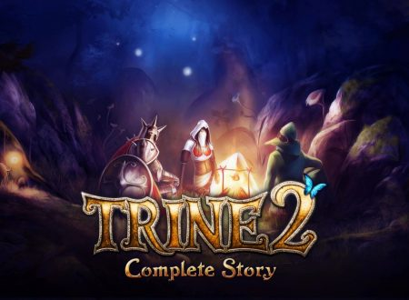 Trine 2: Complete Story, uno sguardo in video al titolo dai Nintendo Switch europei