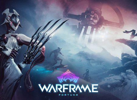 Warframe: l'espansione Fortuna è in arrivo nelle prossime ore su Nintendo Switch