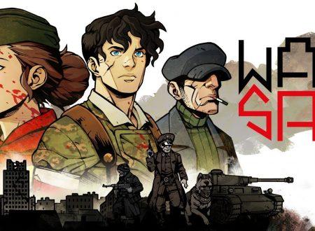 Warsaw: lo strategico in arrivo il 1 ottobre sull'eShop di Nintendo Switch