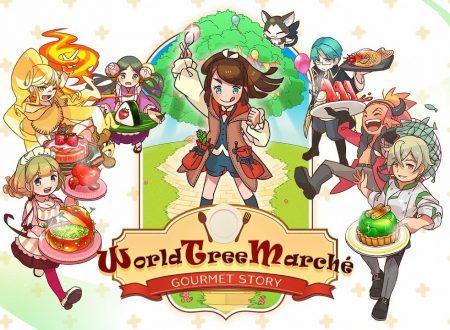 World Tree Marché: il titolo è in arrivo il 28 febbraio sull'eShop di Nintendo Switch