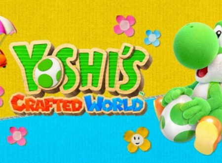 Yoshi's Crafted World: pubblicati i primi video preview dedicati al titolo