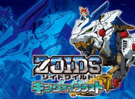 Zoids Wild: King of Blast, pubblicato un nuovo trailer giapponese di sette minuti