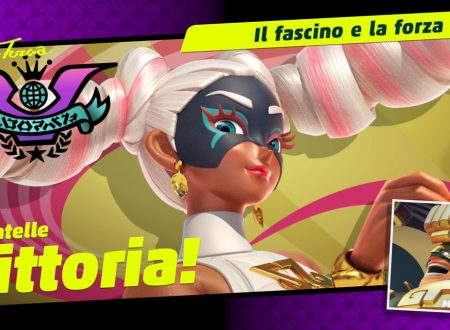 ARMS: Twintelle è la vincitrice del 9° Round del torneo Party Crash Bash