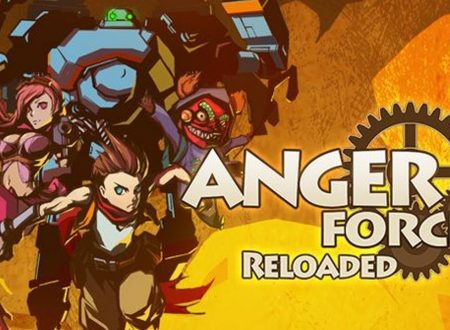 AngerForce: Reloaded, uno sguardo in video al titolo dai Nintendo Switch europei