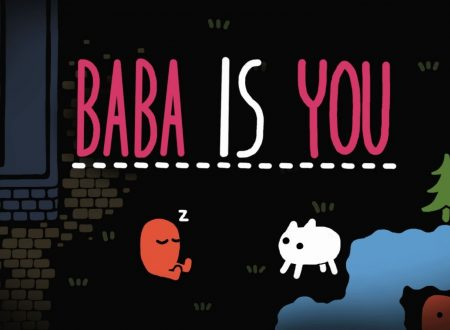 Baba Is You: il titolo aggiornato alla versione 1.0.7 sui Nintendo Switch europei