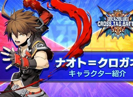 BlazBlue: Cross Tag Battle, pubblicato un trailer giapponese su Naoto Kurogane