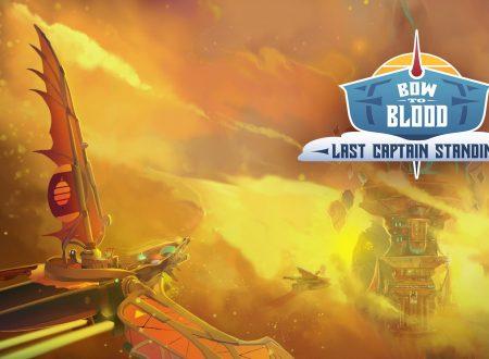 Bow to Blood: Last Captain Standing, il titolo è in arrivo il 3 aprile su Nintendo Switch