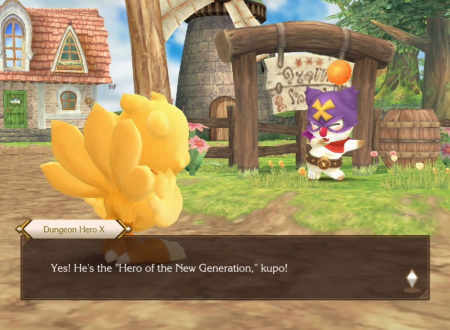 Chocobo's Mystery Dungeon: Every Buddy!: le differenze in video con l'originale Final Fantasy Fables: Chocobo's Dungeon