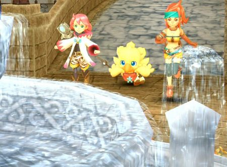 Chocobo's Mystery Dungeon: Every Buddy!: pubblicato un nuovo video livestream