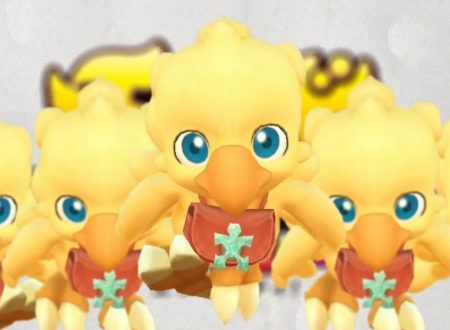 Chocobo's Mystery Dungeon: Every Buddy!: pubblicato un nuovo video commercial giapponese
