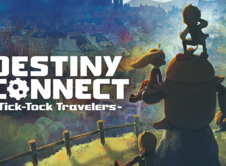 Destiny Connect: Tick-Tock Travelers, il titolo è in arrivo in Autunno in Occidente