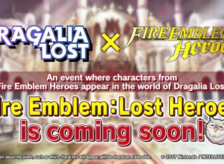 Dragalia Lost: ora disponibile la versione 1.6.0, svelato un cross-over con Fire Emblem Heroes