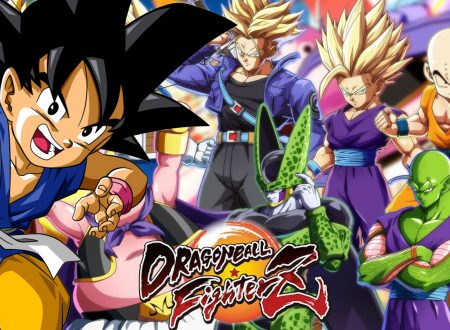 Dragon Ball FighterZ: Goku bambino da Dragon Ball GT sarà presto disponibile come DLC