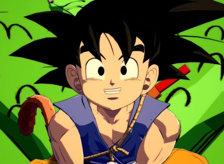 Dragon Ball FighterZ: mostrati i primi screnshots ufficiali di Goku Bambino di Dragon Ball GT