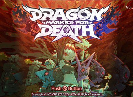 Dragon: Marked for Death: la versione 1.3.0 è ora disponibile su Nintendo Switch