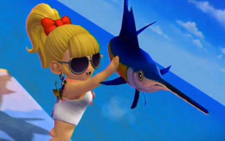 Dragon Quest Builders 2: l'Aquarium Pack DLC è in arrivo il 28 marzo sui Nintendo Switch giapponesi