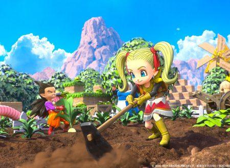 Dragon Quest Builders 2: pubblicato un nuovo gameplay della build inglese