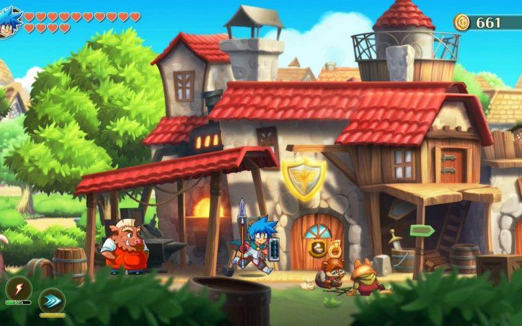 FDG Entertainment supera le 200.000 copie vendute su Nintendo Switch tra Monster Boy, Blossom Tales e Oceanhorn