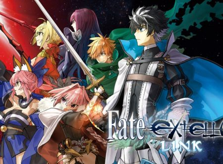 Fate/Extella Link: i primi 75 minuti di video gameplay dai Nintendo Switch europei