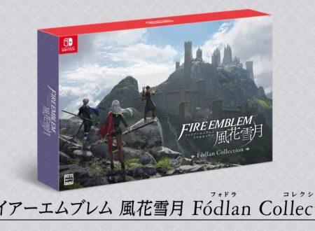 Fire Emblem: Three Houses, mostrata la boxart giapponese e dettagli sulla Limited Edition