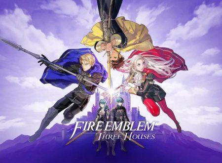 Fire Emblem: Three Houses: pubblicato il main theme in versione inglese da Nintendo
