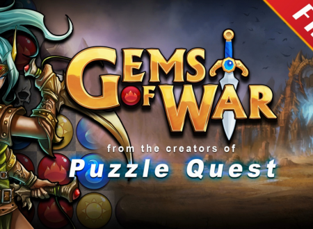 Gems of War: il puzzle RPG free-to-play è in arrivo il 26 marzo sui Nintendo Switch europei