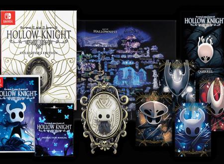 Hollow Knight: la versione retail del titolo è in arrivo su Nintendo Switch grazie a Fangamer